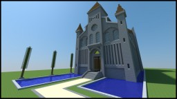 The Temple of Time  -My Minecraft version-