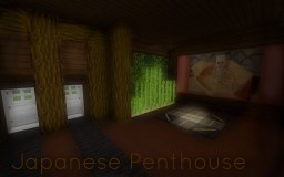 Japanese Penthouse [26th Place] Minecraft