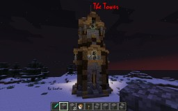 The Medieval Tower (1) Minecraft Map & Project