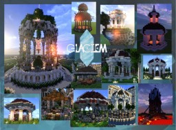 [Glaciem] - Pavilion Bundle Minecraft Map & Project