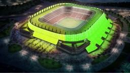 Arena pernanbuco (modern stadium 2) Minecraft Map & Project