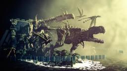 Primal Portal - Steampunk Dinosaurs [MCBCon Entry]