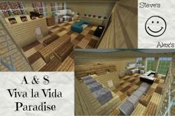 ~A & S Viva La Vida Paradise~ Penthouse, Sweet! Contest Minecraft Map & Project