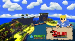 Wind Waker: Minecraft OutSet Island Project! +DOWNLOAD Minecraft Map & Project