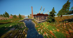 Mockingjay: District 8 - Survival Games Map Minecraft Project
