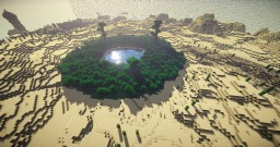 Kharmunrah - Survival Games Map Minecraft Map & Project