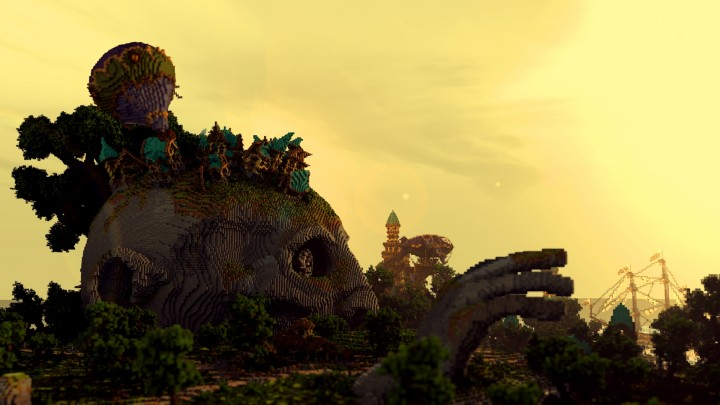 Thanks to Moustafa for the render!