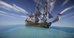 HMS Prince | First rate Man O' War