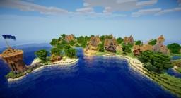 Medieval village minecraft v.1! Not finished-Check Version 2 Minecraft