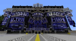Ultra Music Festival Miami 2015 Minecraft Map & Project