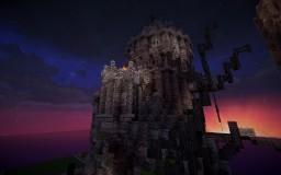 Stoney End - A Castle of Rock and Salt Minecraft Map & Project