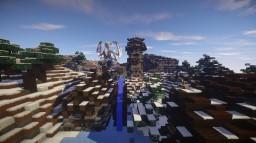 Village of Ragnarök Minecraft Project