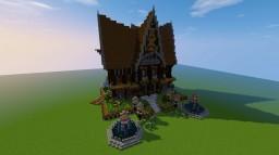 Jefferduh | Giant Medieval Mansion