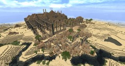Egyptian City Minecraft Map & Project