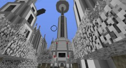 The Dalek Mod Creation Map for 1.7.10 Minecraft Map & Project