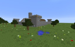 Medival Castle Minecraft Project