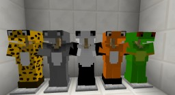 Animal Armor Onesie! [Texture Pack]