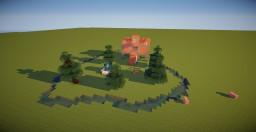 The Dojo Minecraft Map & Project