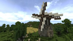 Wheat Farm Tips - Medieval Monday #4 Minecraft Map & Project