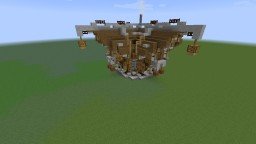 The Fantasy House. By madzia627. Minecraft Map & Project