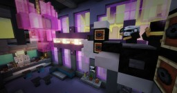 Futuristic Party Penthouse Contest entry! Minecraft Map & Project