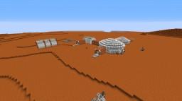 Welcome to Mars - a map based on The Martian