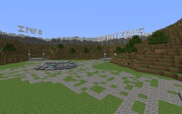 Spawn - by sHamre99 Minecraft Project