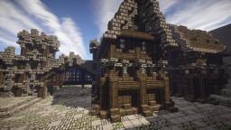 Map of Agecraft ~ Algaros Minecraft Project