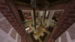 NYC Lifestyle | Exposed Brick Loft Minecraft Project