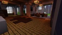 Penthouse Interior Design Minecraft Map & Project