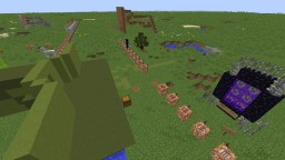 Command Block Testing Minecraft Map & Project