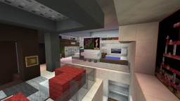 Penthouse Interior Comp Entry Minecraft Map & Project