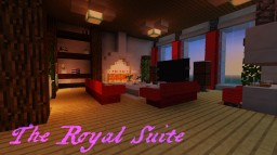 The Royal Suite ~ Penthouse Contest Entry Minecraft