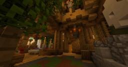 Jungle Penthouse Interior Minecraft Map & Project