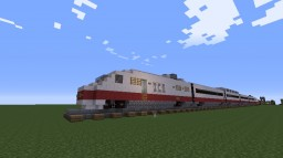 Minecraft Trains 1.part :Ice -2 (german) Minecraft Map & Project