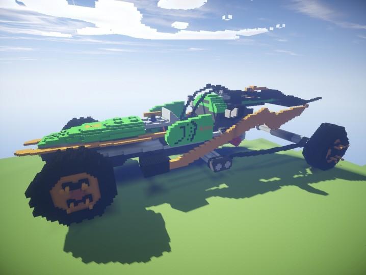 Lego Ninjago Jungle Raider Minecraft Project