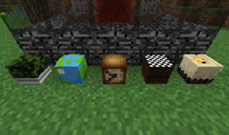 One Command Creation: Mo' Decorations - Spice up your world! Minecraft Map & Project