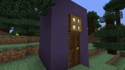 Minecraft TARDIS, Entirely flyable! Minecraft Project