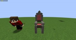 Armorstand Chair! |#1 Minecraft Map & Project
