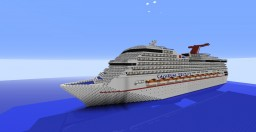 Carnival Victory [1:1] Exterior Only Model Minecraft Map & Project