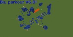 Blu parkour V6.0 Minecraft Project