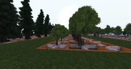 Trees for the conquest resource pack Minecraft