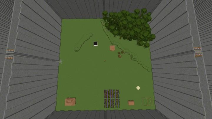 Maze Runner Movie Map Minecraft Map