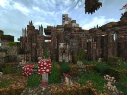 RAVAND SWAMP PLOTS (conquest texturepack) Minecraft