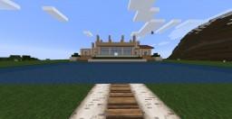 Mediterranean Millionaire House. Minecraft
