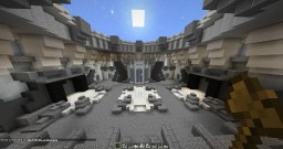 GalactoRealms Server Spawn Minecraft Map & Project
