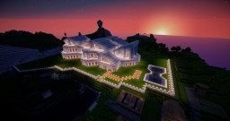 Modern House 6 Minecraft Project