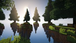 [Free] Skywars Map: Spruce Forest Minecraft Map & Project