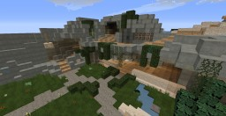 Unicraft Creative Spawn Minecraft Map & Project