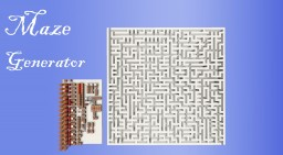 Random Maze Generator Minecraft
